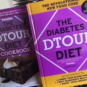 Bundle of The Diabetes DTOUR Diet & Cookbook